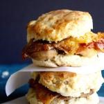 chicken fat biscuits with chicken thighs