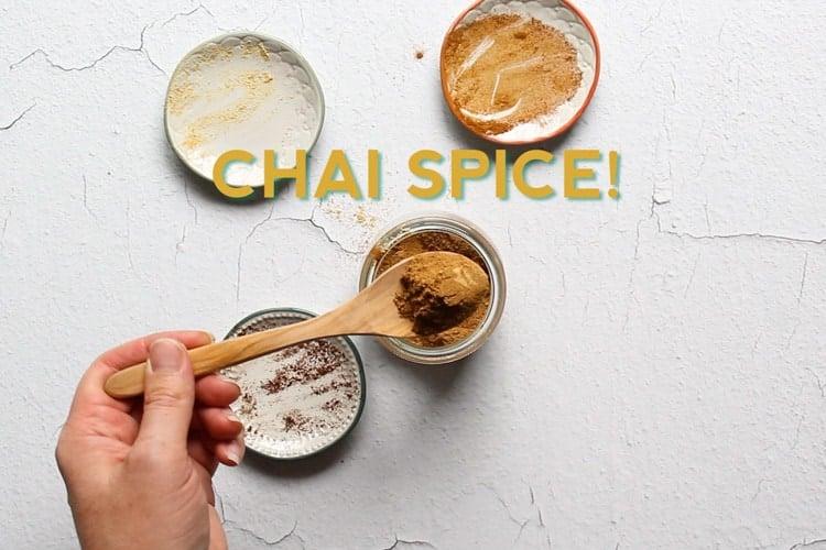 The best chai spice recipe