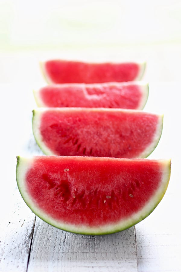 watermelon large slices