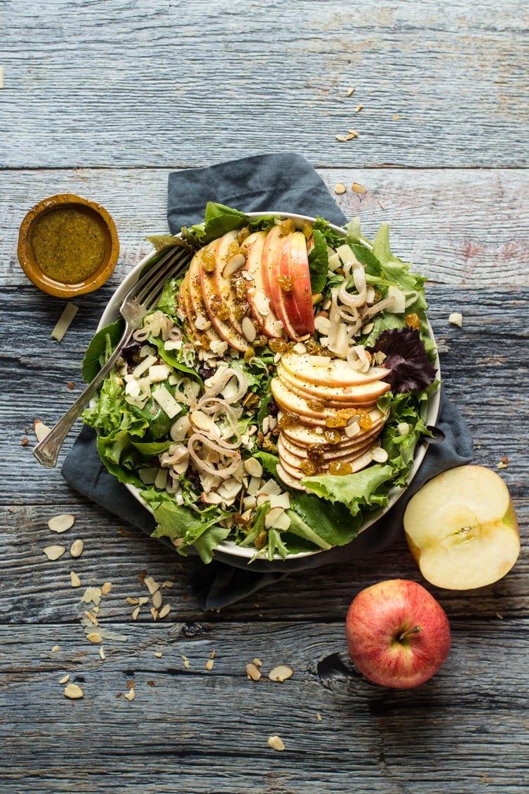 Salad with Apples