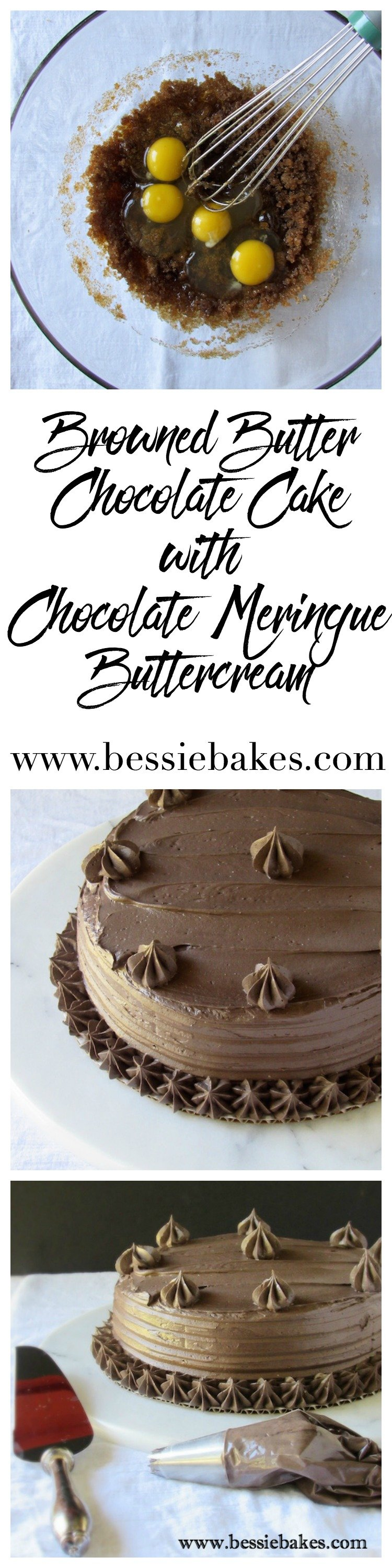 Browned Butter Chocolate Cake Pinterest