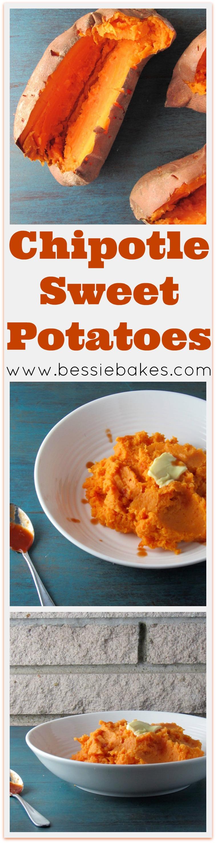 Chipotle Sweet Potatoes Pinterest
