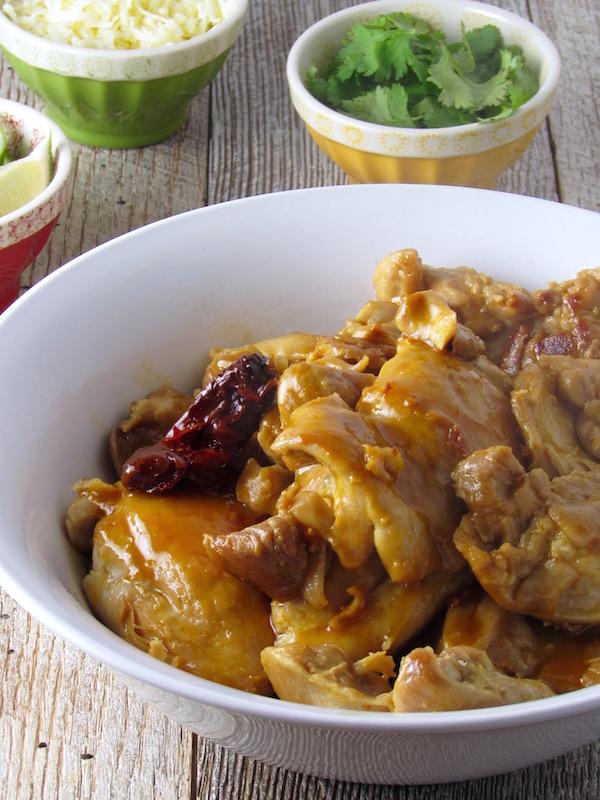 Chipotle orange chicken