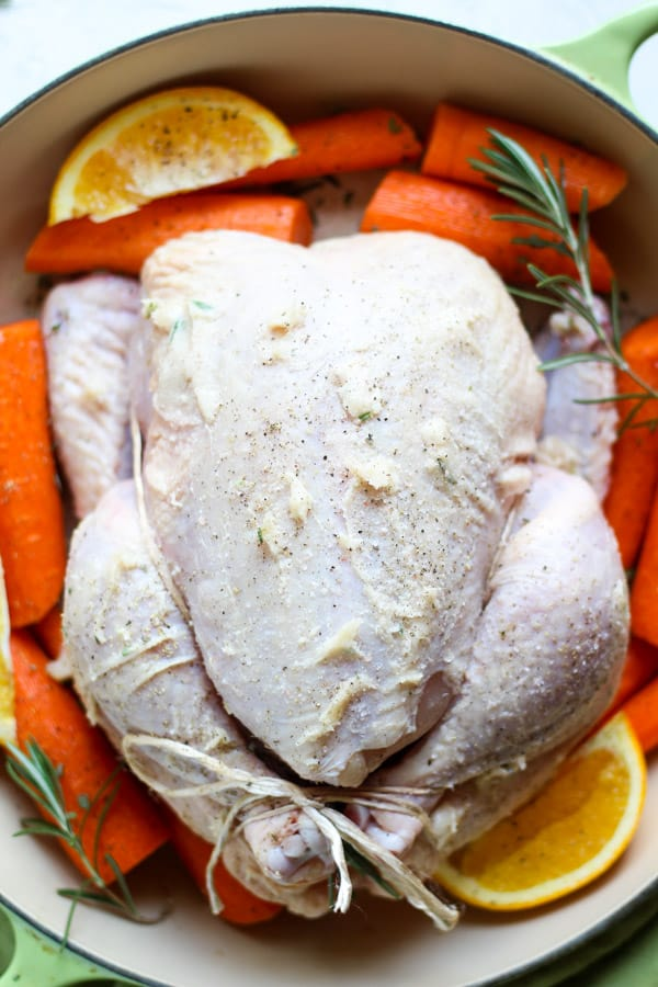 Roast your chicken with this easy food hack for the best roasted chicken ever!