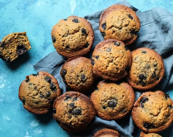 BETTER THAN EVER BLUEBERRY MUFFINS   COCONUT OIL & COCONUT SUGAR