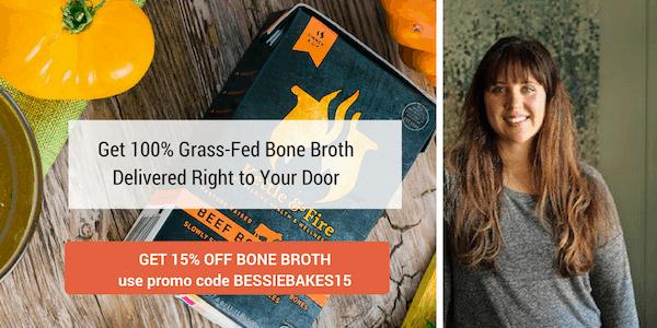 100% organic grass fed shelf stable bone broth