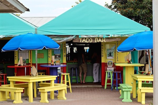 bud and alley's taco bar seaside