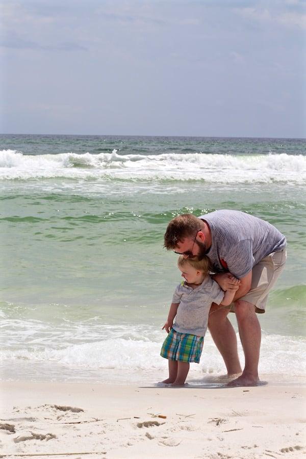 jake and samuel destin beach