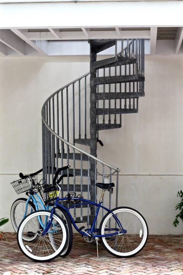 winding staircase seaside florida