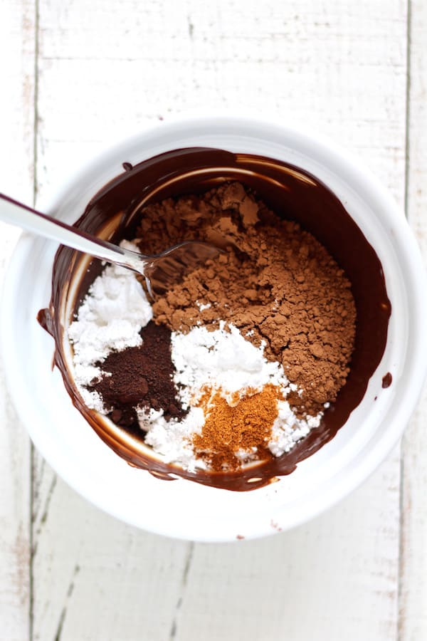 chocolate syrup for no churn ice cream