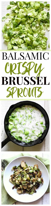 crispy brussel sprouts pinterest
