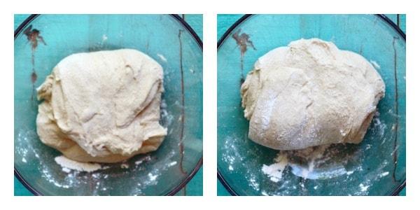 garlic naan folds 3 and 4