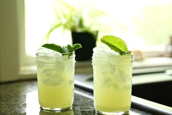 CUCUMBER ROSEWATER MOCKTAIL RECIPE