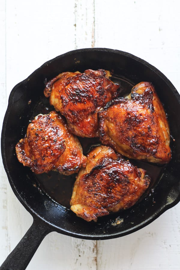 Easy honey lime chipotle chicken thighs recipe is the perfect weeknight meal recipe