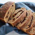 sourdough cinnamon raisin bread recipe