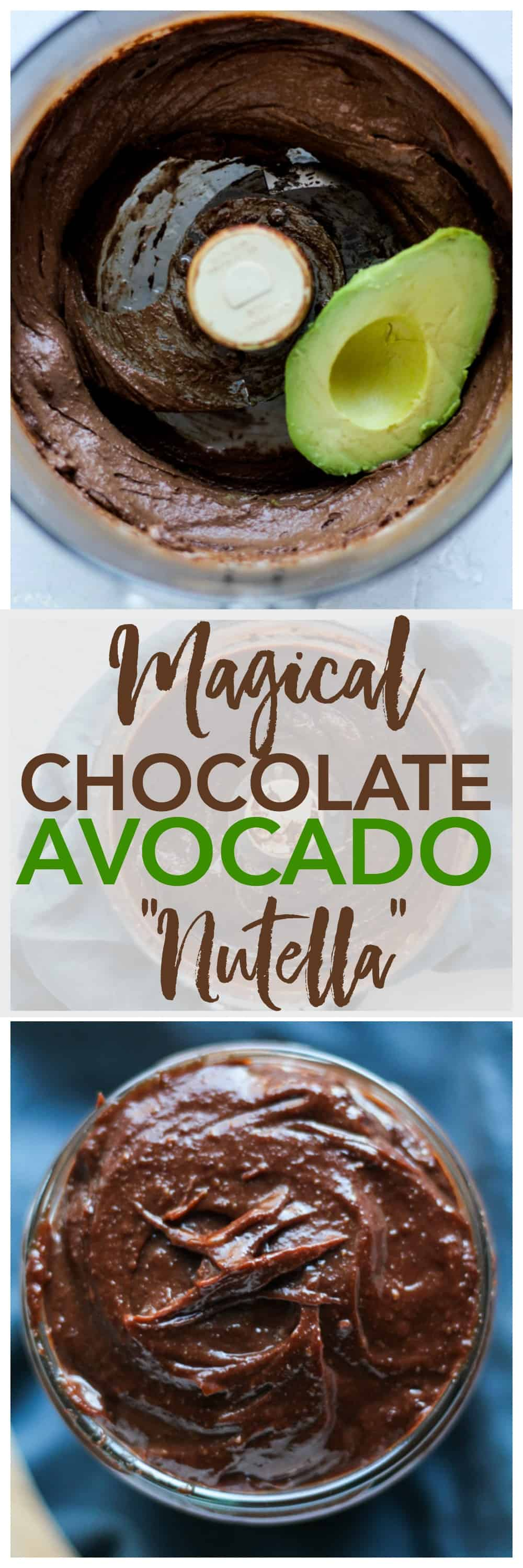 "This healthy homemade ""Nutella"" recipe is better than the real thing!"