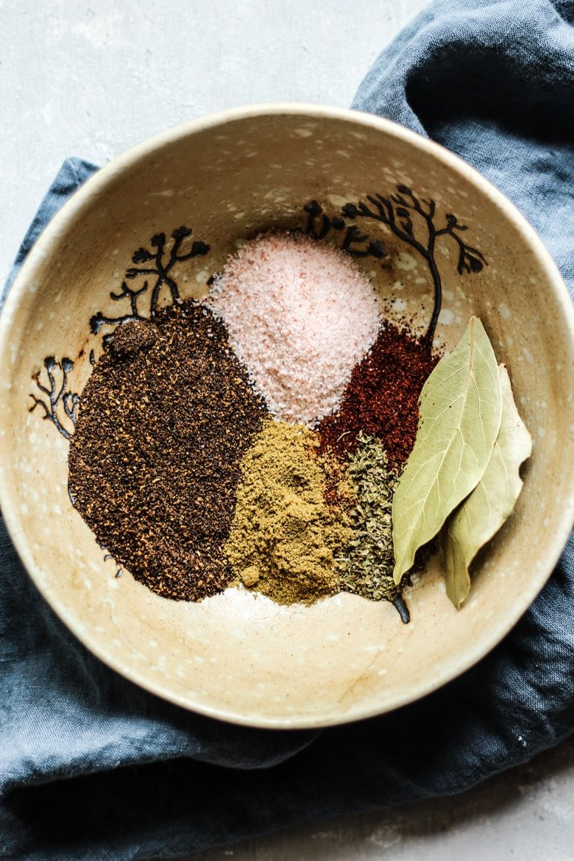 Spices for instant pot chili recipe
