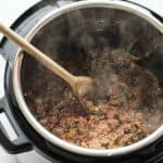 Instant pot chili recipe ground beef