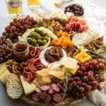 Epic Charcuterie cheese board on a budget