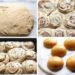 SOURDOUGH SPELT BRIOCHE 3 WAYS | CINNAMON ROLLS, GARLIC ROLLS, HAMBURGER BUNS